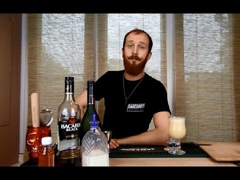 """Коктейль """"Эгг ног"""" - классический алкогольный рецепт"""