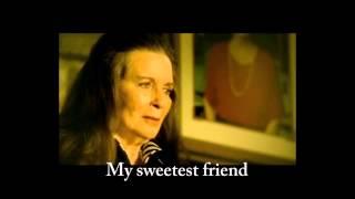 Johnny Cash - Hurt with lirycs