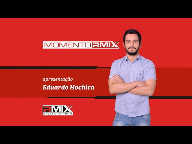 #MomentoRMix Programa Momento RMix chega a sua primeira semana