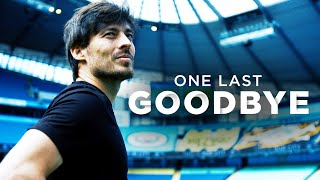 ONE LAST GOODBYE | GRACIAS DAVID SILVA