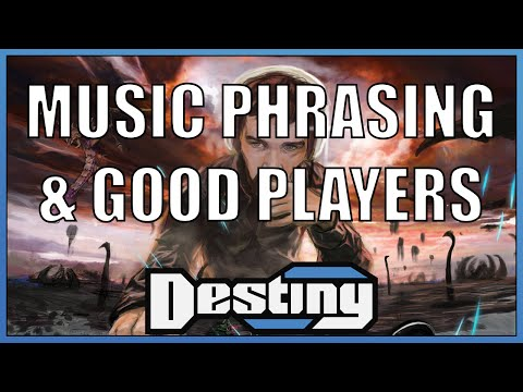 Music phrasing and good players