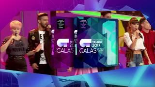 OT 2017 - Galas Vol1. y Vol2.