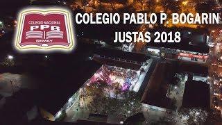 Justas 2018 Colegio Nacional Pablo Patricio Bogarín de Ñemby