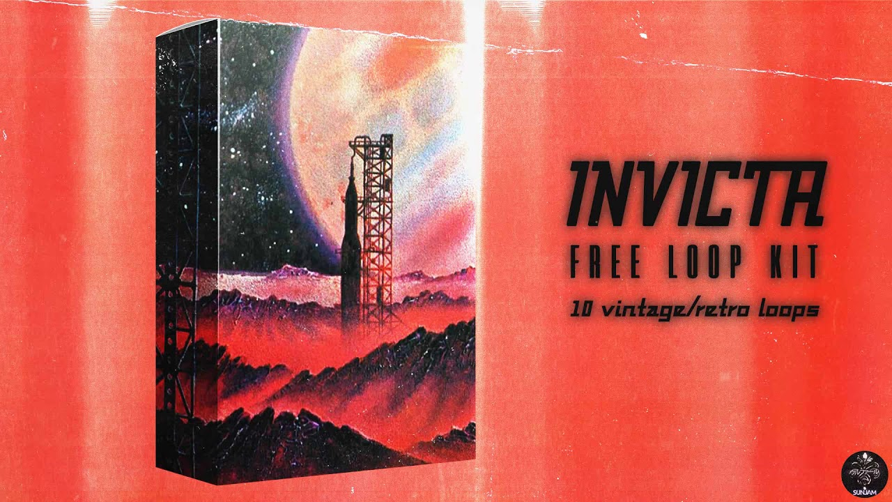 "FREE LOOP/SAMPLE PACK - ""INVICTA"" 10 HIGH QUALITY LOOPS/SAMPLES 2019! (CUBEATZ/FRANK DUKES"