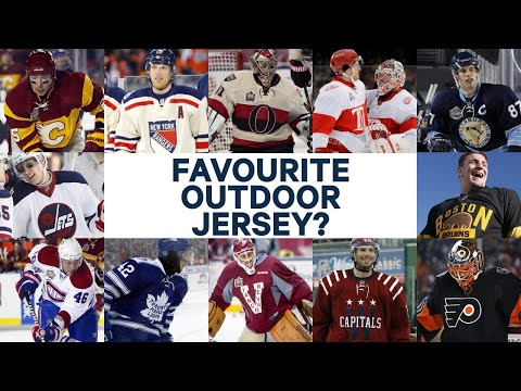 Every outdoor game jersey