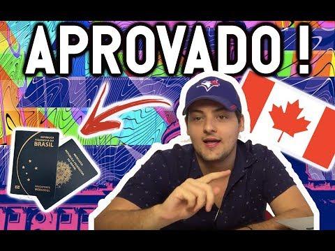 COMO TIRAR VISTO CANADENSE ({ STUDY PERMIT }) 2019