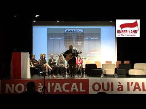 """Robert-Frank-Jacobi : """"Le Jacques Brel Alsacien"""""""