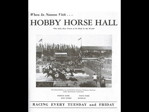 The Hobby Horse Hall Race Track