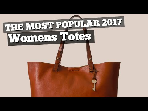 Womens Totes Handbags // The Most Popular 2017