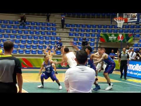 Watch This! Super Galing Ng Gilas Pilipinas FIBA ASIA CUP 2017 LEBANON