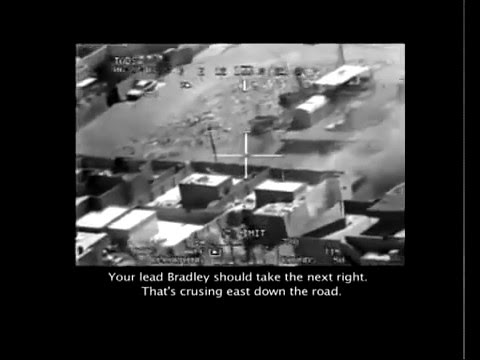 Bradley Manning Leaked Video Clip - (Graphic)