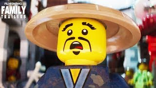 The LEGO NINJAGO Movie | New Comic Con Trailer for family animated comedy