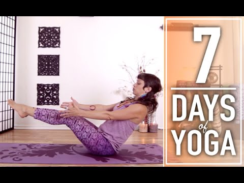 yoga for weight loss  20 minute fat burning total body