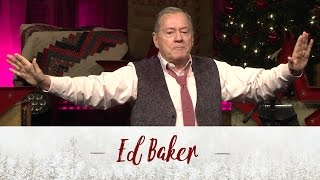 A Time to Trust: Emmanuel, God With Us - Ed Baker