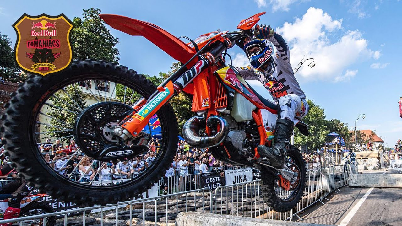 "Red Bull Romaniacs 2019 - The Movie. ""Hard Enduro is a vertical sport."""