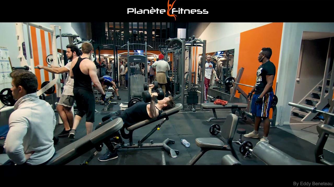 Planete Fitness Nimes Severine Ma Salle De Sport Youtube