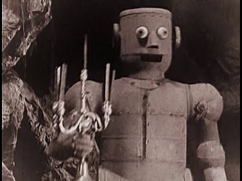The Mechanical Man (Silent, 1921, 30 mins)