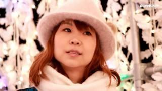 モデル・花田省希子さんの自己紹介映像です。 収録地:洞爺湖町.