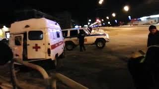 Авария в Южный Сахалин
