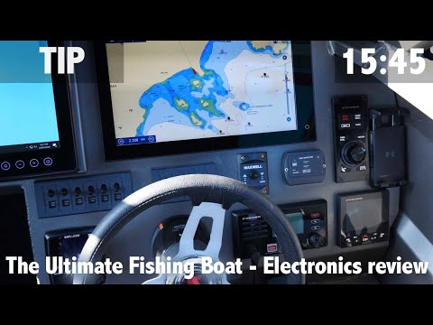 Marine Electronics Review For The Ultimate Fishing Boat
