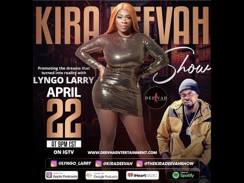 IG Live Interview: Lyngo Larry | Kira Deevah
