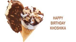 Khoshika   Ice Cream & Helado