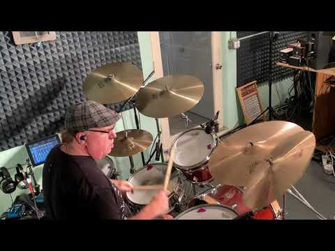 Born On The Bayou - Creedence Clearwater Revival (CCR) Drum Cover