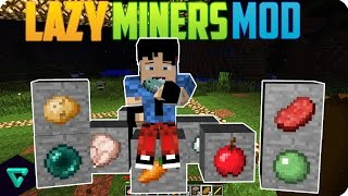Lazy miners mod review 1 7 10