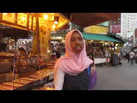 Keliling Namdaemun Market