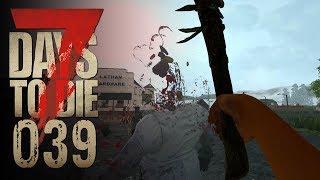 🔨 7 Days to Die [39] [Fast wie Frühstücksfernsehen] Let's Play Gameplay Deutsch German thumbnail