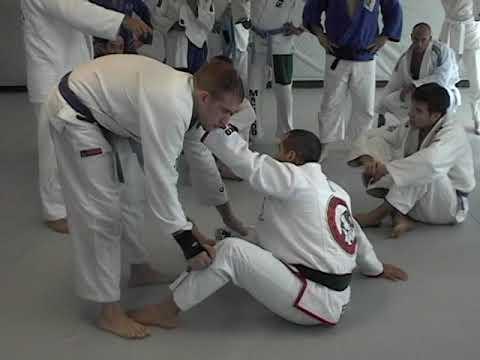 Leonardo Vieira BJJ Sweep