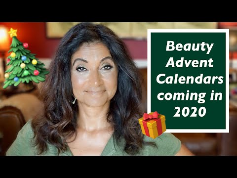 Beauty Advent Calendars Coming In 2020