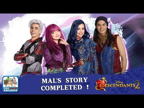 Descendants 2: Mal VS Uma - Mal and the Original VKs Get Wicked (Disney Games)