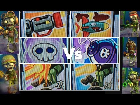 Pvzgw2 ZPG vs MultiRocket stink cloud v super stink cloud an