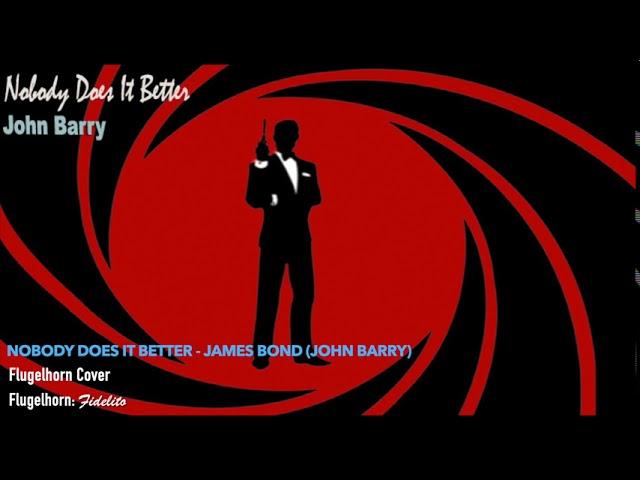Nobody Does It Better - James Bond (John Barry) -  Flugelhorn Cover