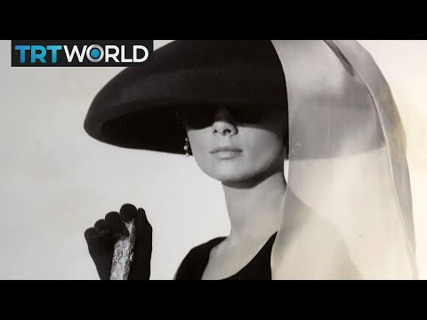The personal items of Audrey Hepburn exhibited ahead of Christie's auction