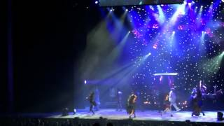 the illusionists auditorio telmex 2 ago 2012