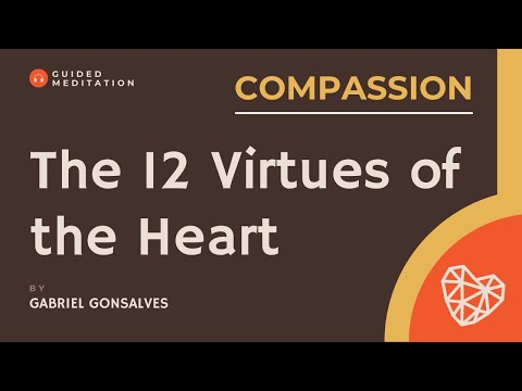 The Inner Temple of the Heart: Guided Meditation on Compassion with Gabriel Gonsalves