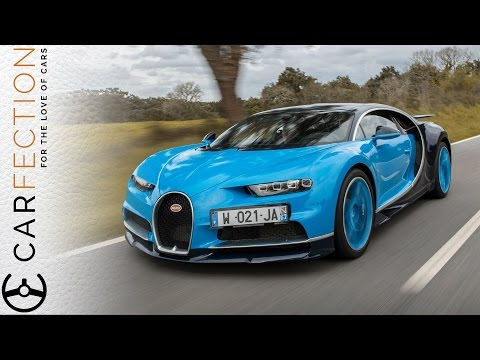 Bugatti Chiron: World's First Video Review – Carfection