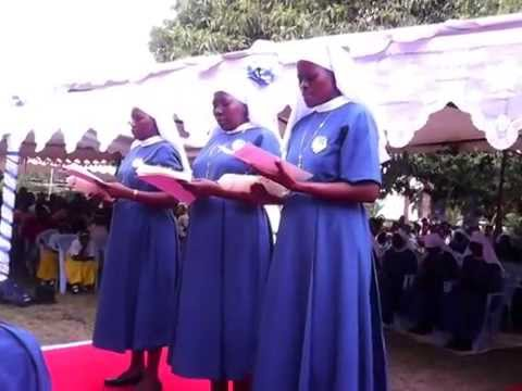 Immaculate Heart Sisters of Africa   Three jubilarians