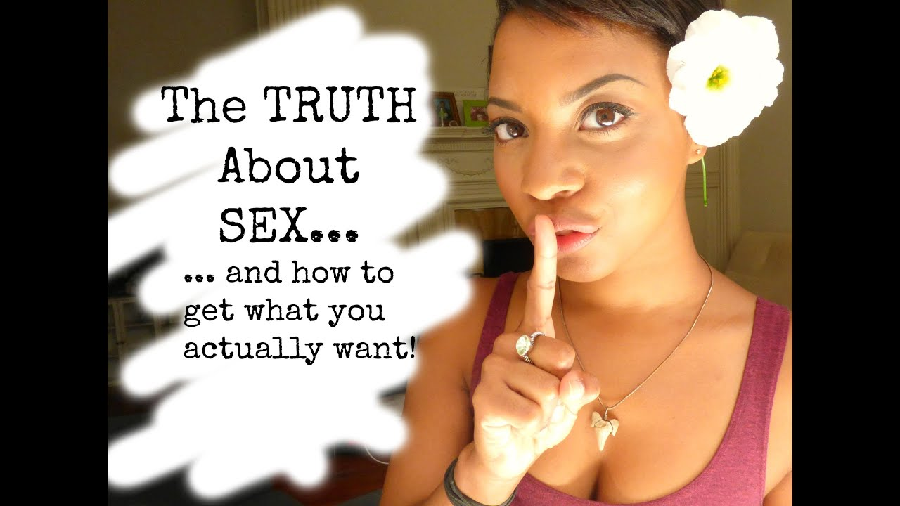 the truth about our sexuality Casting god's vision for sex and sexuality and our sexuality is meant to be offered back to him either in the truth about the two sexes is exchanged.