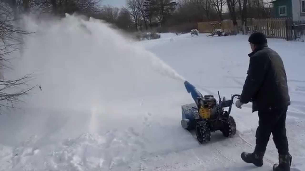 Снегоуборочная машина с электродвигателем своими руками фото 169