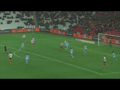 Sunderland V Coventry City Highlights