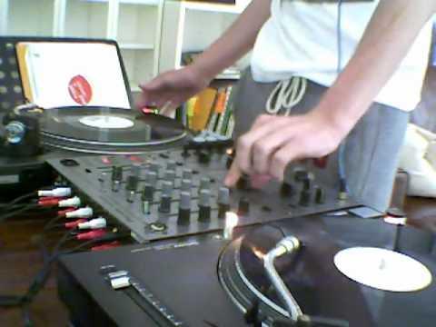 DJ Paul Cook - Vinyl classics/promo's trance mix