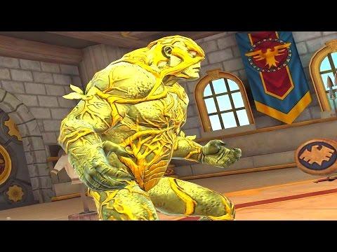DC Legends (iOS) - Walkthrough Part 12 - Themyscira: Temple of Athena (Chapter 4 Part 2 - Heroic)