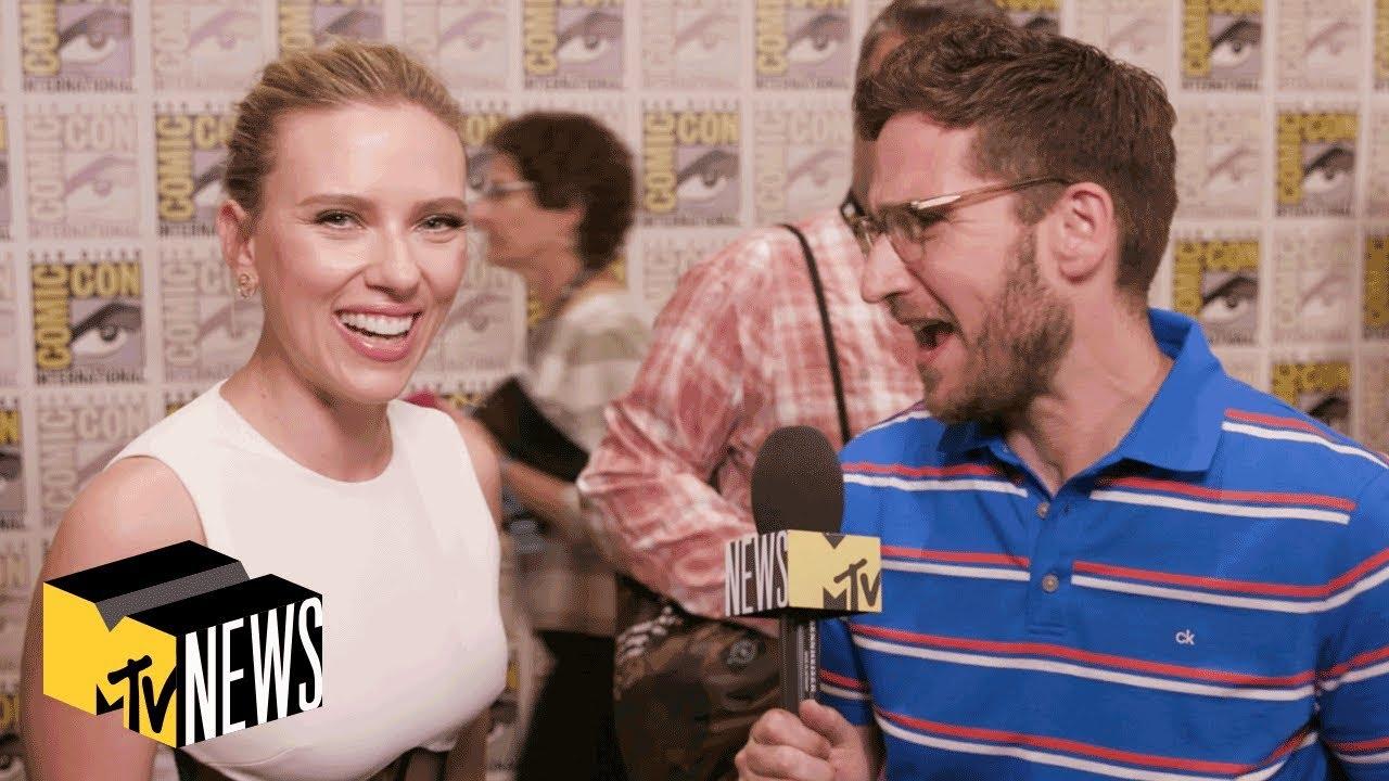 Marvel's new 'Black Widow' trailer teases the spy thriller Natasha ...