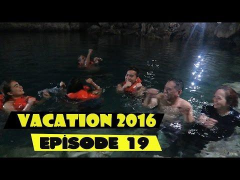 Trumpets Challenge in Hinagdanan Cave Bohol