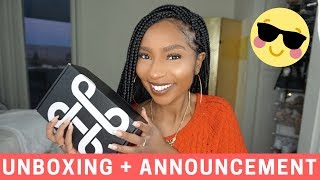 A Subscription Box For Women Of Color: We Are Onyx| Unboxing + ANNOUNCEMENT