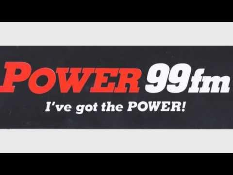 WUSL Power 99fm Philadelphia -  B.J. Johnson - 1983