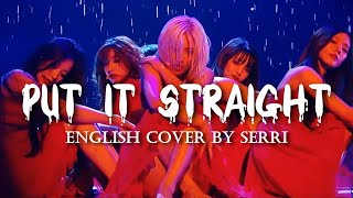 (G)I-DLE - Put It Straight (싫다고 말해) (Nightmare Ver.)[ENGLISH COVER]
